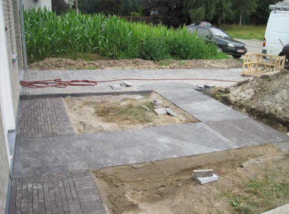 Green project verhardingen - Afbeeldingen van terrassen verwachten ...